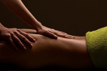Deep Tissue Massage Glowing Skin