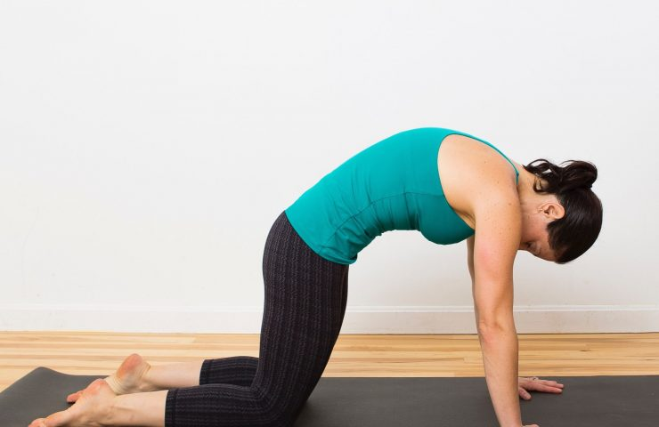 Yoga For A Healthy Pregnancy