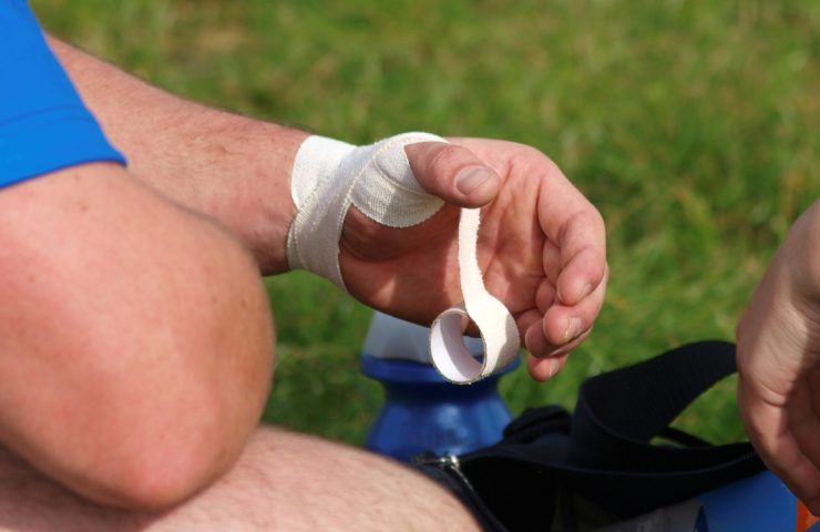 Sports Supports Free Yourself from Injury